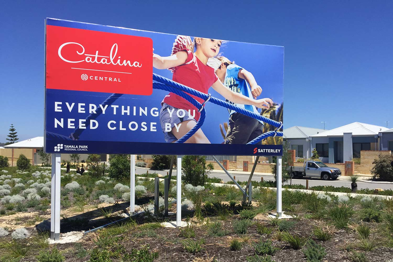 Catalina Billboard